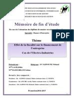 Mémoire Finance d'entreprise_3