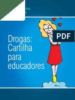Cartilha Sobre Drogas Aos Educadores