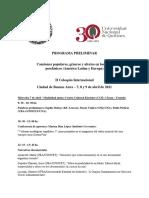 Coloquio Cine y Canción 2021_Programa preliminar