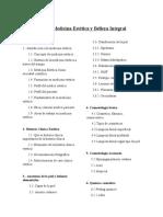 info medicina estetica y belleza integral