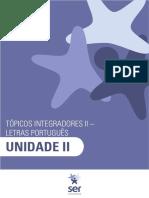 GE - Tópicos Integradores II - Letras - Português - UNI2 SER