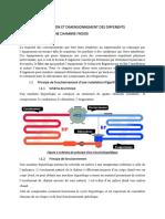 CONCEPTION ET DIMENSIONNEMENT DES DIFFERENTS COMPOSANTS D