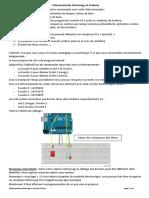Télécommande Infrarouge Et Arduino E2