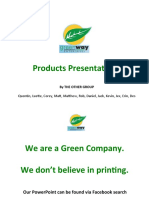 GreenwayProducts-TheOtherGroup 2011