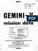Gemini 5 Air-Ground on-Board Voice Communications Transcript
