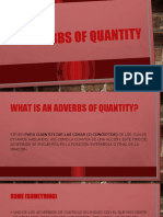 Adverbs of quantity