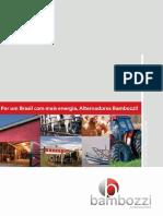 Bambozzi Painel Para Gerador Aberto Especificacoes Tecnicas 439873