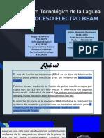 Proceso Electro beam