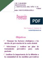 Prvención y Flúor(1)