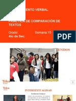 RV - 4to - Comparación de Textos AUDIO