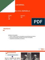 HU 4to Guerra Civil Española AUDIO