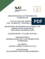 CIUDADANIA Y CLASE SOCIAL