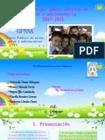 EXPO Análisis del gasto público en niñez y adolescencia (2)