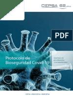 Covid Protocolo CEPSA