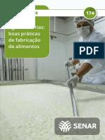 174 - AGROINDUSTRIA - BOAS PRATICAS NA FABRICACAO DE ALIMENTOS
