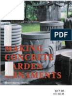 Making Concrete Garden Ornaments-Sherri Warner Hunter