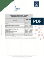 Limites Condiciones de Los Corresponsales Bancarios 07.2020 II