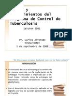Normas y procedimientos del Programa del Control de Tuberculosis