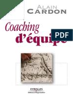 Coaching d Équipe