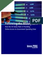 Following-the-Money-2011 - IOWA PIRG
