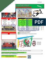 Resultados da 17ª Jornada do Campeonato Distrital da AF Setúbal em Futsal