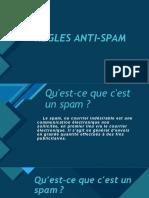 Regles Anti Spam