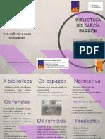 A Biblioteca do IES García Barbón