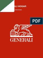 Nuevo Cond. Gral. Generali Hogar (g51561