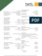especificaciones hcs 3715