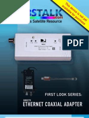 deca directv swm splitter 4 way wiring diagram deca first look direc tv digital video recorder  deca first look direc tv digital