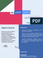 2. PPT TALLER DE MATEMATICAS CICLO I 23022021