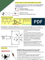 Características de todos los diodos