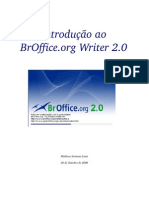 BrOffice.org Writer 2