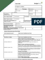 090501 Budget Pack Application Form