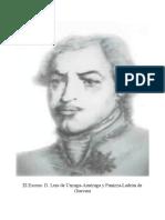 D. Luis de Unzaga-Amézaga y Panizza-Ladrón de Guevara
