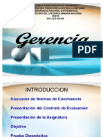 Present Gerencia