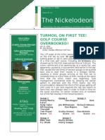 Nickelodeon Newsletter 2006-07-11