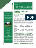 Nickelodeon Newsletter 2006-09-26