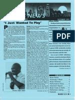 Blues News - October 1991