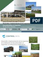 Control Union  - Comparativa CERTIFICACIONES