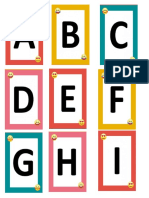 abecedario con medidas