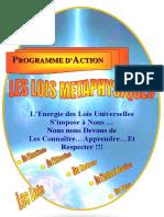 Lois Metaphysiques