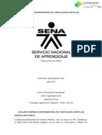 DISTRIBUIDORA DE CRISTALERIA POPULAR