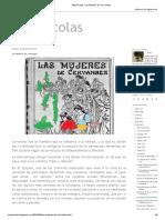 Mujerícolas_ Las Mujeres de Cervantes_