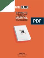 LB-5 Points à Analyser Pour Savoir Si Le Digital Peut Agrandir Votre Entreprise