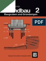 Grundbau_ Teil 2 Baugruben Und Gründungen ( PDFDrive )