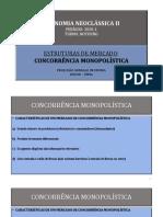 1.2.Concorrência Monopolística