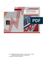 Determinación de Costos y Calculo de Mano de Obra en Venezuela