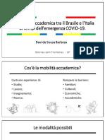 Lezione Mobilità Accademica - Davi Barbosa (1)
