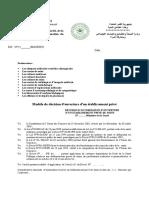10. Modèle de décision d'ouverture d'un établissement privé VF